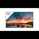 """Sony FWD-75X80H/UKT TV 190.5 cm (75"""") 4K Ultra HD Smart TV Wi-Fi Black"""