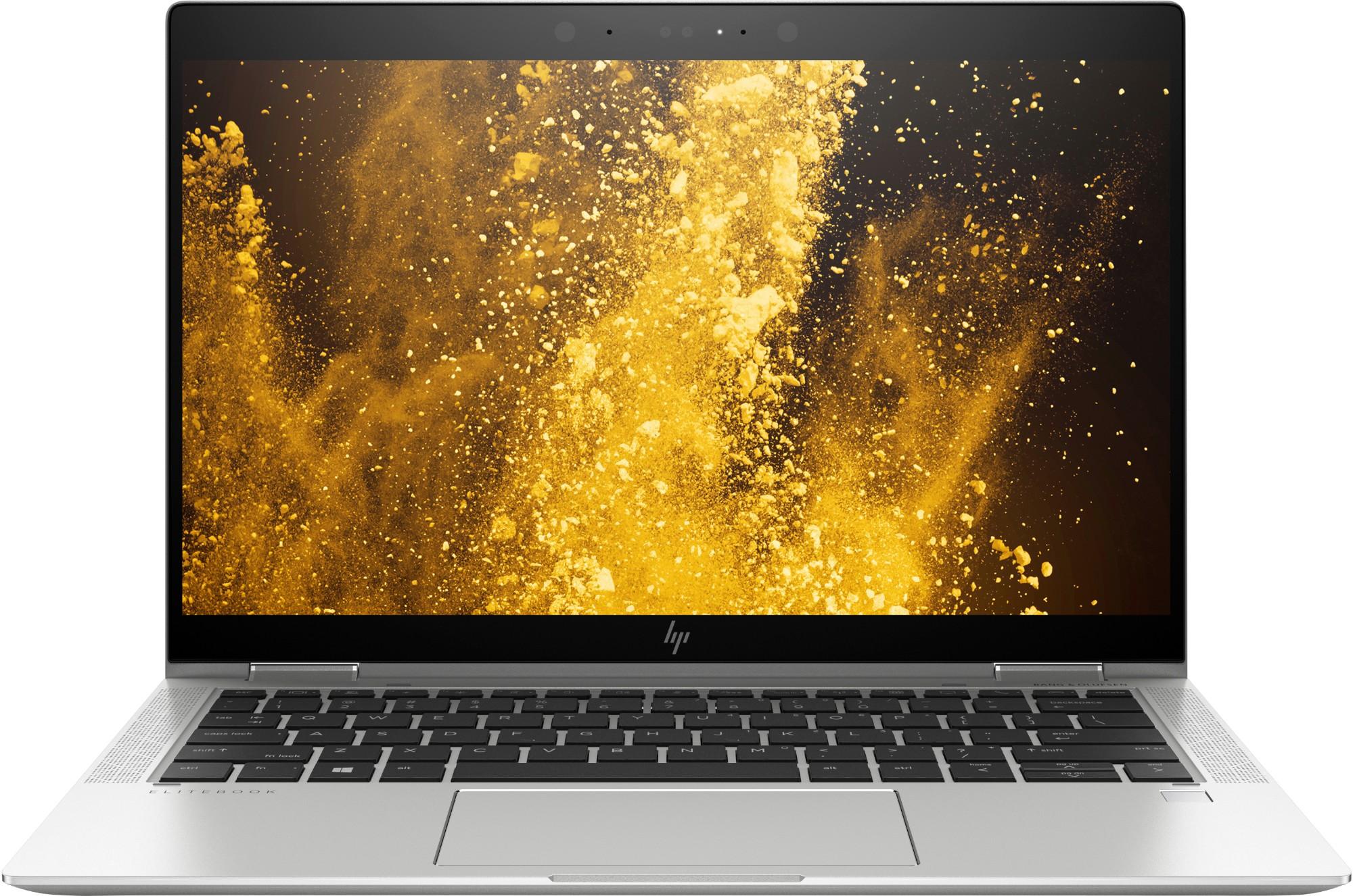 HP EliteBook x360 1030 G3 Hybrid (2-in-1) Silver 33.8 cm (13.3