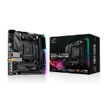 ASUS ROG STRIX B450-I GAMING motherboard Socket AM4 Mini ITX AMD B450