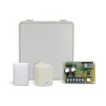 Nortek 2GIG-TAKE-KIT1 smart home security kit