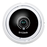 D-Link DCS-4622 IP security camera Indoor Dome Black, White 1920 x 1536pixels surveillance camera