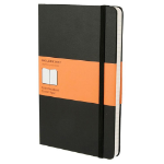 Moleskine Classic Black A5 240sheets writing notebook