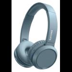 Philips 4000 series TAH4205BL/00 headphones/headset Head-band Blue