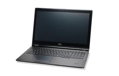 Fujitsu LIFEBOOK U758 Black Notebook 39.6 cm (15.6