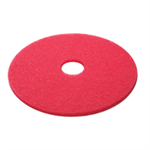 3M FLOOR PADS 15INCH 380MM RED PK5