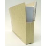 Railex Shelf Wallet Foolscap Ivory PK25
