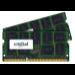 Crucial 8GB (2x4GB) DDR3-1066 CL7 SO-DIMM 8GB DDR3 1066MHz memory module