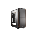 be quiet! Silent Base 600 Midi Tower Orange,Black
