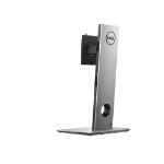 "DELL STNDHAS-ZFP All-in-One PC/workstation mount/stand 5.4 kg 48.3 cm (19"") 68.6 cm (27"") Grey"