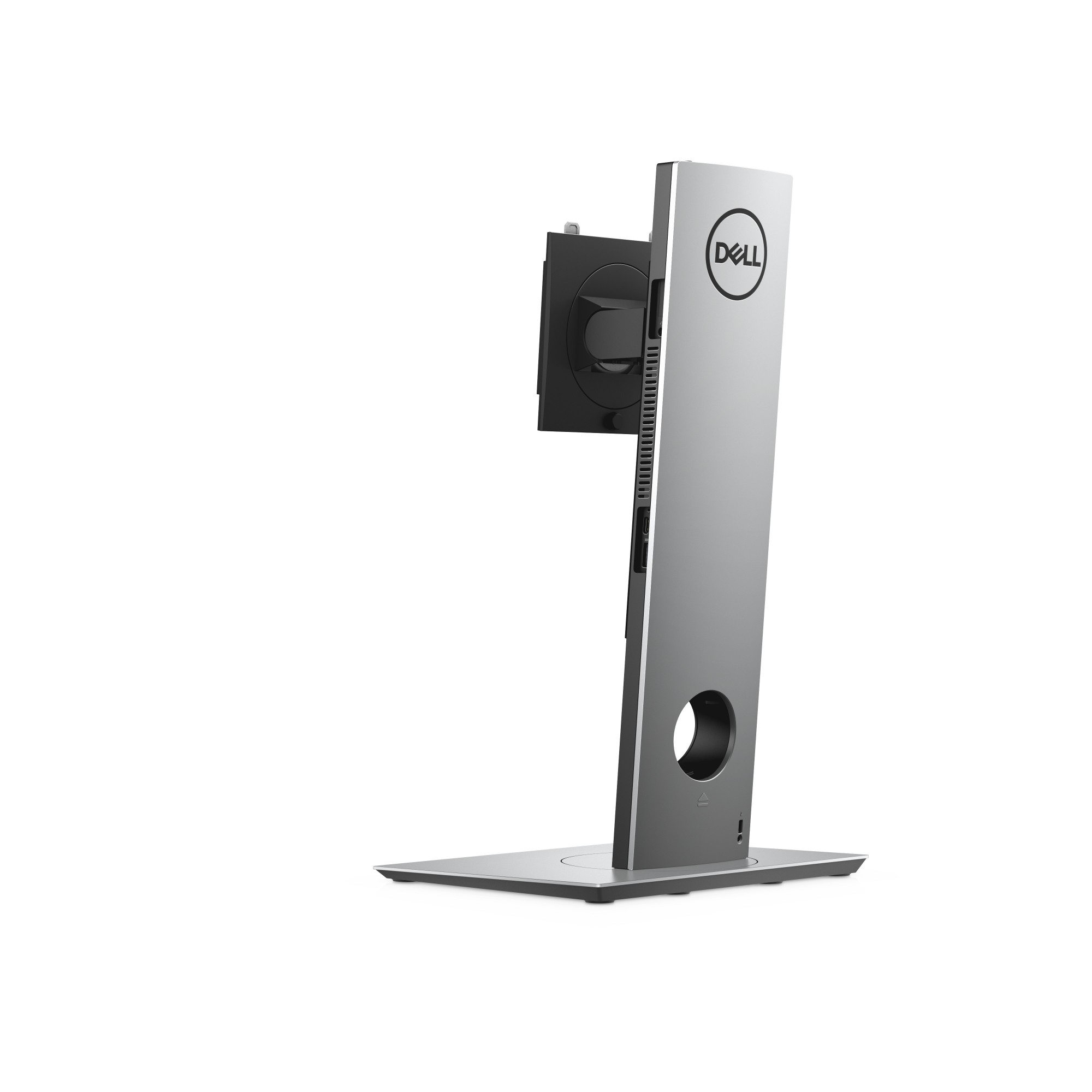 """DELL STNDHAS-ZFP All-in-One PC/workstation mount/stand 5.4 kg 48.3 cm (19"""") 68.6 cm (27"""") Grey"""