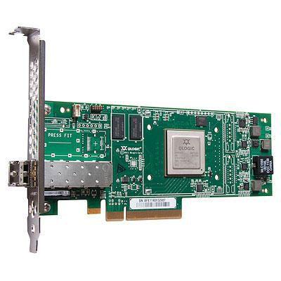 HP E StoreFabric SN1000Q 16GB 1-port PCIe Fibre Channel Host Bus Adapter