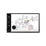 "LG 55TC3D 55"" 1920 x 1080pixels Touchscreen USB Black interactive whiteboard"