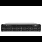 TerraMaster U8-412 Ethernet LAN Black NAS