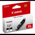 Canon 6443B001 (CLI-551 BKXL) Ink cartridge black, 5.53K pages, 11ml