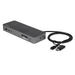 StarTech.com Docking Station Universal de 4K Doble para Portátil - USB-C / USB 3.0 - PD de 60W