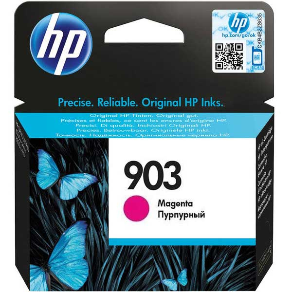 HP 903 Magenta Ink Cartridge 315pages Magenta ink cartridge