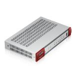 ZyXEL USG20-VPN Gigabit Ethernet Grey, Red wireless router