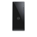 DELL Inspiron 3671 Intel® Core™ i3 der 9. Generation i3-9100 8 GB DDR4-SDRAM 1000 GB HDD Mini Tower Schwarz PC Windows 10 Pro