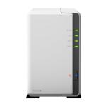 Synology DS218J NAS Rack (1U) Ethernet LAN Black