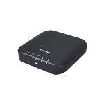 VIVOTEK RX9401 AV extender AV receiver Black