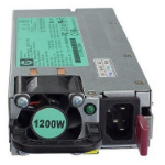 Hewlett Packard Enterprise 498152-001 1200W Black,Silver power supply unit