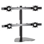 Chief Widescreen Quad Monitor Table Stand
