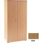 Jemini 4 Oak Shelf 2000mm Cupboard KF838431
