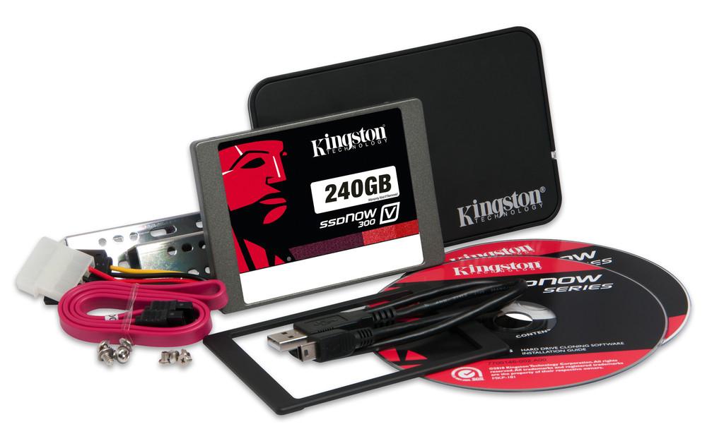 Kingston Technology SSDNow V300 240GB
