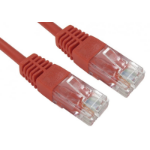 Target URT-600 RED networking cable 0.5 m Cat5e U/UTP (UTP)