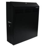 StarTech.com RK419WALVS rack cabinet 4U Wall mounted rack Black