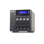QNAP TVS-471-I3-4G NAS Tower Ethernet LAN Black storage server