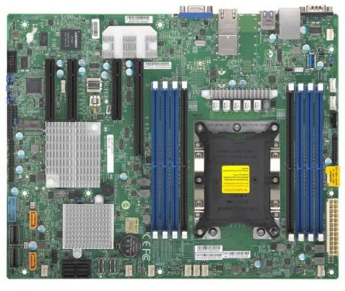 Supermicro X11SPH-nCTF Intel C622 LGA 3647 (Socket P) ATX server/workstation motherboard