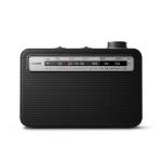 Philips 2000 series TAR2506/12 radio Portable Analog Black