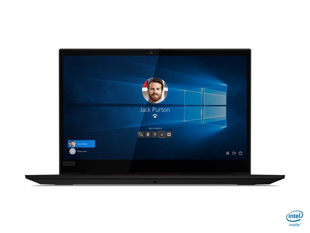 Lenovo ThinkPad X1 Extreme Notebook Black 39.6 cm (15.6