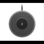 Logitech Expansion Mic for MeetUp Black, Grey Presentation microphone