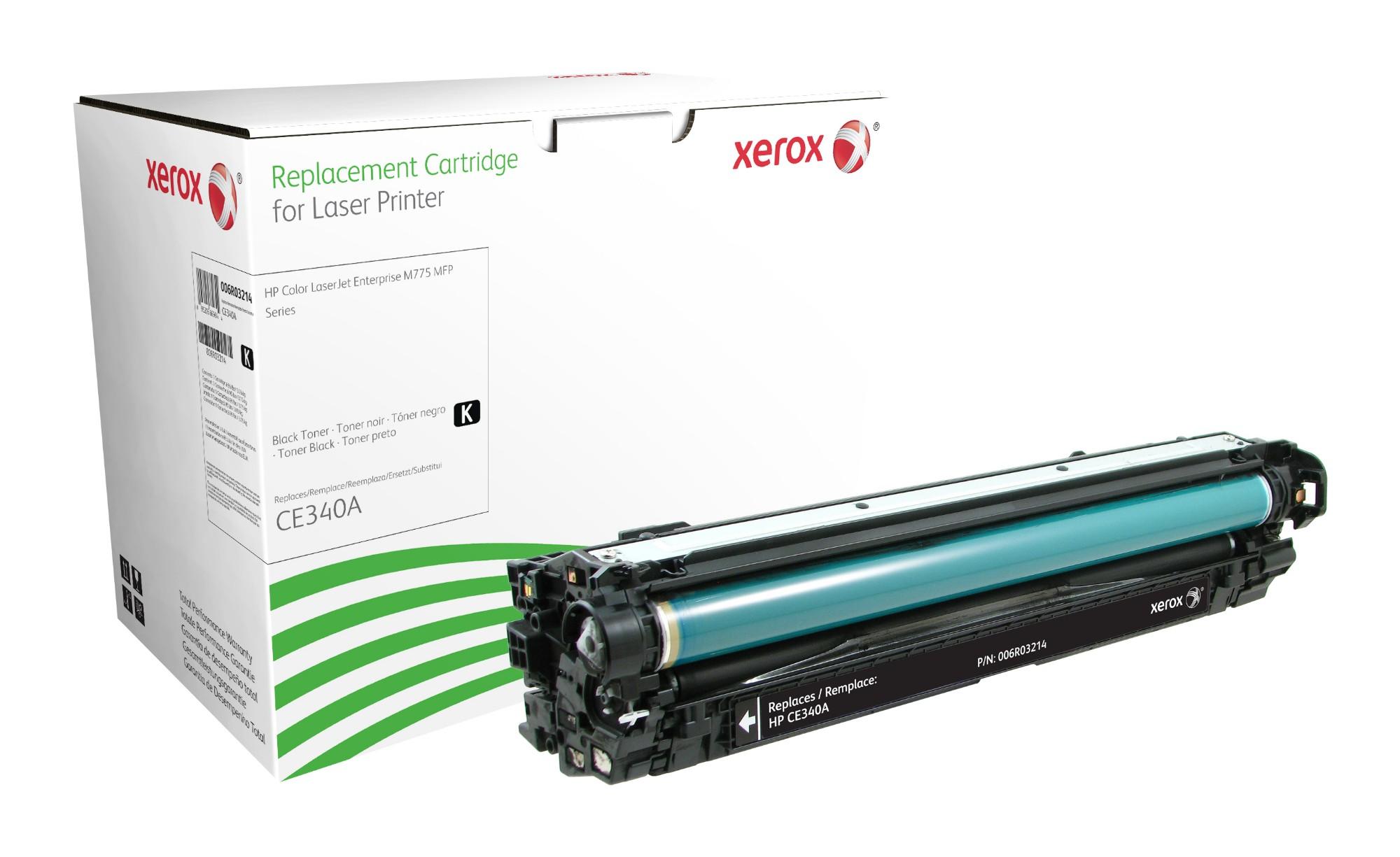 Xerox Cartucho De Tóner Negro. Equivalente A Hp Ce340A