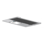 HP M07090-B71 notebook spare part Housing base + keyboard