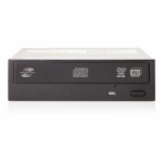 Hewlett Packard Enterprise 624192-B21 Internal Black optical disc drive