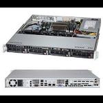 Supermicro SuperServer 5018D-MTF Intel® C224 LGA 1150 (Socket H3) 1U Silver