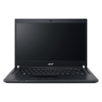 "Acer TravelMate P6 P648-G3-M-59R3 Black Notebook 35.6 cm (14"") 1366 x 768 pixels 7th gen Intel® Core™ i5 8 GB DDR4-SDRAM 256 GB SSD Windows 10 Pro"