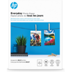 HP Everyday Glossy Photo Paper-60 sht/5 x 7 in