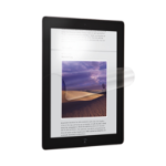 3M NV827166 Anti-glare screen protector iPad 2/3/4 2pieza(s)