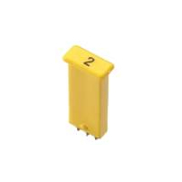 Cisco 589703?10PACK Yellow attenuator network pad