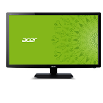 "Acer V6 246HLbmd LED display 61 cm (24"") Full HD Negro"