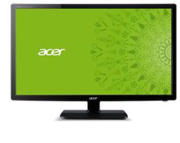 """Acer V6 246HLbmd LED display 61 cm (24"""") Full HD Negro"""