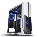 Thermaltake Versa N21 Snow Midi-Tower Black,White