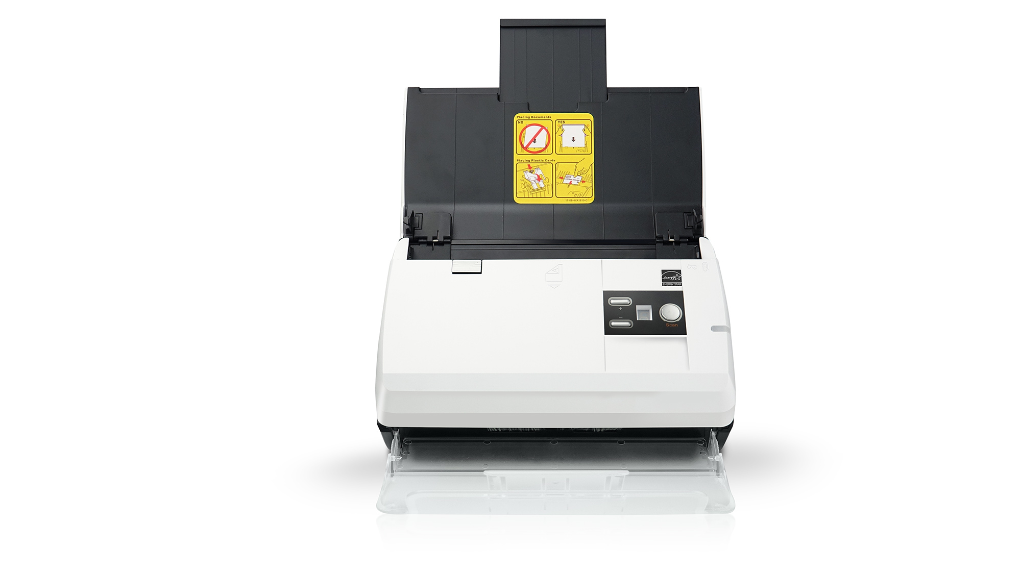 Plustek SmartOffice PN30U 600 x 600 DPI ADF scanner Black, White A4