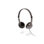 Cyber Acoustics ACM-7000 headphones/headset Head-band Black,Grey