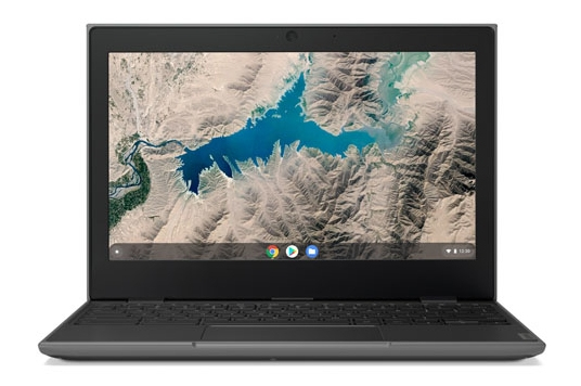 "Lenovo 100E Black Chromebook 29.5 cm (11.6"") 1366 x 768 pixels MediaTek 4 GB LPDDR3-SDRAM 32 GB eMMC Chrome OS"
