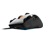 Roccat Tyon Multi-Button 8200dpi Laser R3 Sensor USB Gaming Mouse, 1.8m, White (ROC-11-851)